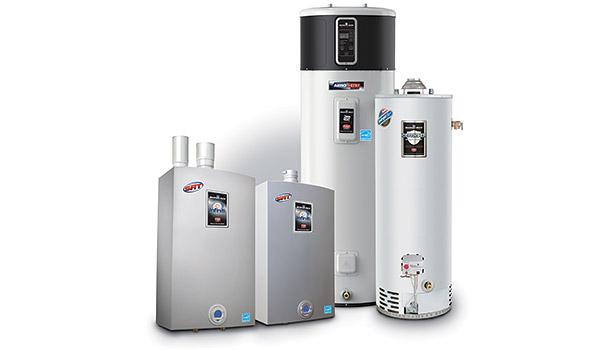 bradford white water heater manual