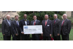 NEMCA and MSCA Donate to Hospital