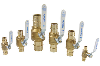 Uponor-ProPEX-LF-brass-commercial-ball-valves