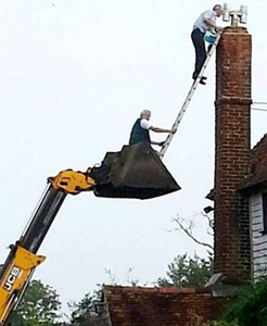 Work At Height Worst Practice Revealed As Idiots On