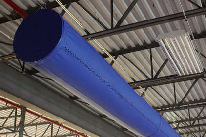 Ductsox Corp Tensioned Fabric Duct 2015 02 23 Achrnews