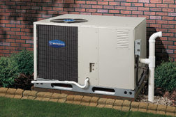 From Nordyne comes the R8HE 95 percent AFUE gas/electric packaged system.