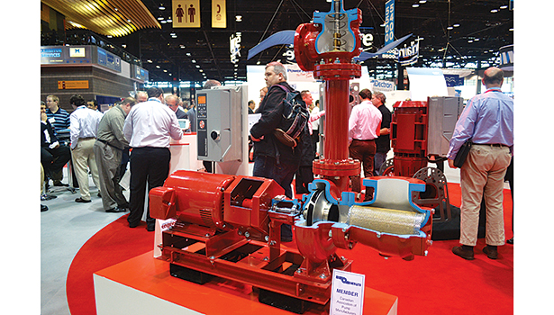 Bell & Gossett, a Xylem Inc. brand, is currently redesigning its core product line to provide industry leading pump efficiency. The company launched its Series 60 and Series 3-09 in-line pumps with ECMs at the AHR Expo.