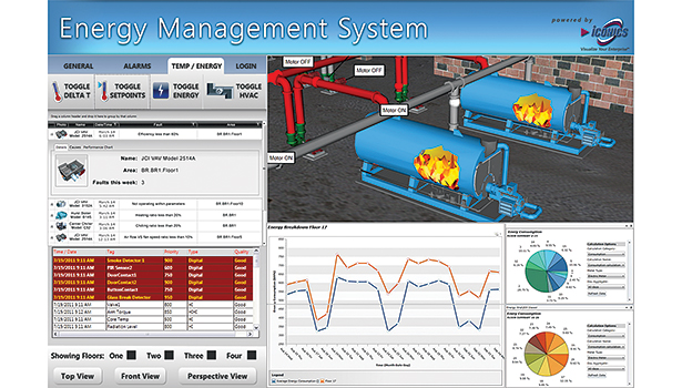 GENESIS64â?¢ is an advanced HMI/SCADA solution and next-generation 64-bit automation visualization software solution.