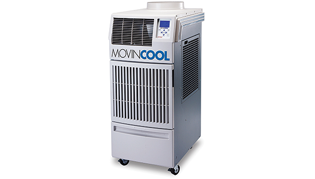 MovinCoolâ??s new portable heat pump, the Climate Proâ?¢ 18, made its trade show debut at the 2015 AHR Expo. It combines cooling and heating capabilities in a single, self-contained unit.