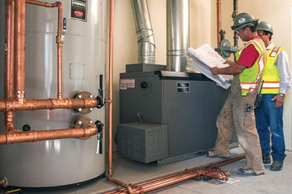boiler troubleshooting 2015 03 02 achrnews rh achrnews com Gas Boiler Wiring Gas Boiler Wiring