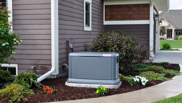 The Honeywell backup generator is an attractive option for homeowners looking for the security of reliable power no matter what.