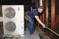 VRF systems and ductless mini and multi splits are the fastest-growing segments in the HVAC market today, according to Mitsubishi Electric US Cooling & Heating Division.