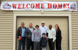 Johnson Controls Supports Homes for Heroes Program