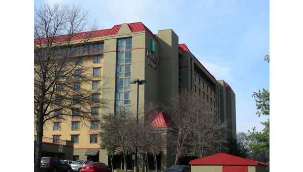 The mechanical systems at the Embassy Suites Nashville - Airport were upgraded in 2008 with a chiller replacement, and again in 2013-14 with hydronic upgrades and domestic water.