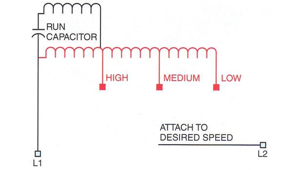 Btu Buddy 144: Fan Motor Problem for a Gas Furnace | 2015-03-23 | ACHRNEWS | Hvac Variable Speed Blower Wiring |  | ACHR News