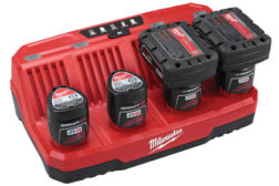 Milwaukee Electric Tool Corp.: Sequential Charger