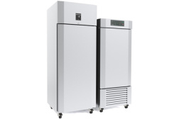 Precision freezer and blast chiller products to use HFO refrigerant