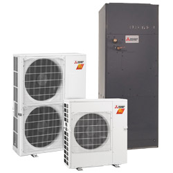 Mitsubishi Electric US Cooling and Heating Division: Ducted Air Handler