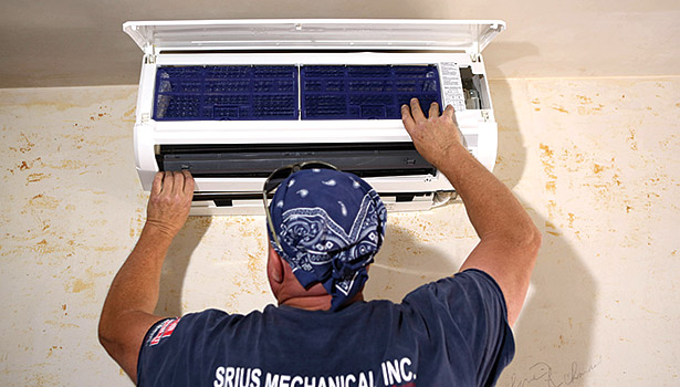 Mitsubishi Electric US Cooling & Heating Division is actively growing demand by promoting ductless to the end consumer market. (Photo courtesy of Mitsubishi Electric US Cooling & Heating Division)