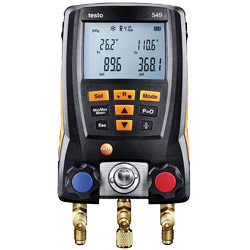 Testo AG: Digital Manifold/System Analyzer
