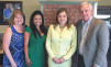 The Orange Empire SMACNA chapter recently met with Rep. Loretta Sanchez, D-California.