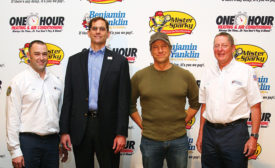 As a part of the partnership, real technicians from all three brands will appear in television commercials, radio ads, and in printed materials alongside Mike Rowe.