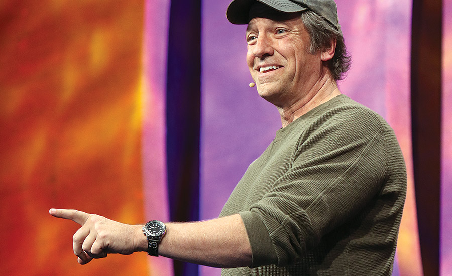 One Hour Heating & Air Conditioning, Benjamin Franklin Plumbing, and Mister Sparky Electric announced a new partnership with television personality Mike Rowe