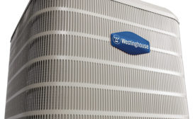 SUPER HERO: The Westinghouse FS4BG Hero from Nortek Global HVAC features 20-SEER efficiency.
