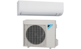 Daikin North  America LLC: Ductless System