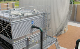 ENERGY EFFICIENT: Proper maintenance will help keep energy costs low while neglected cooling towers will increase costs by approximately 6 percent for every 2�°F temperature increase.