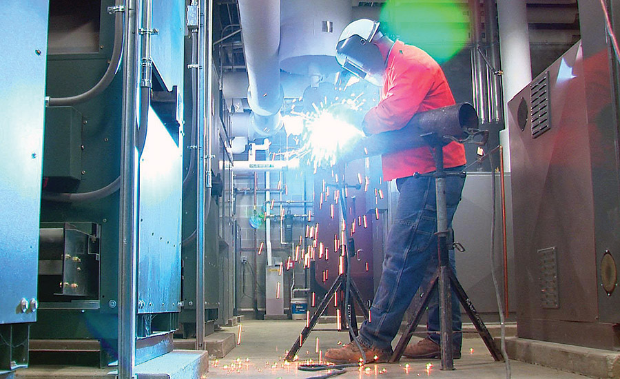 SAFETY FIRST: Welders should insulate themselves from the anticipated electrode circuit, any unintended circuit paths, the work, and from ground.