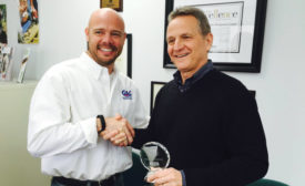 Bryant Honors Maryland Contractor GAC Services