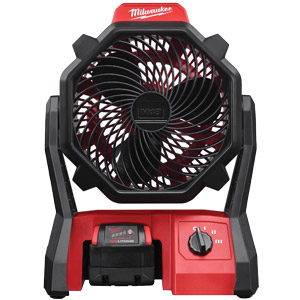 Milwaukee Electric Tool Corp.: Jobsite Fan