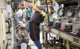 BOOMING BUSINESS: Bristol Compressors celebrates 40 years in business this year. The manufacturer also added 110 full-time positions this past spring due to a 26 percent growth in sales.