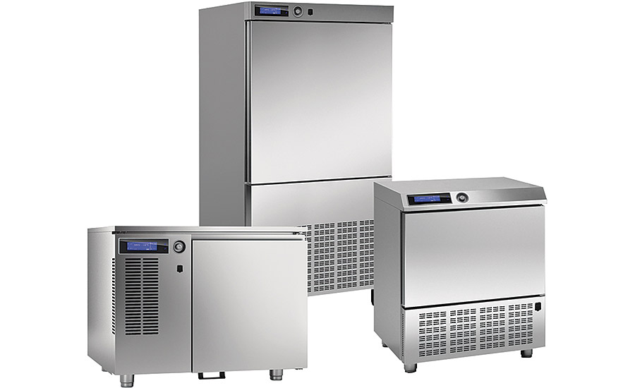 BLAST CHILLERS: Master-Biltâ??s Master-Chill blast chillers and freezers quickly lower food temperature, feature 20 preset blast-chilling cycles, and include a multilingual LCD display.