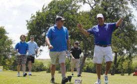 Golf Tournament Sets Record