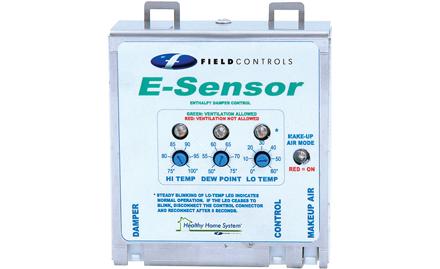 SILVER WINNER Field Controls LLC Enthalpy Sensor www.fieldcontrols.com