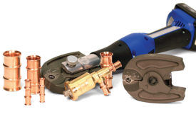 GOLD WINNER: Parker Hannifin �¢?? Sporlan Division for its ZoomLock�¢?�¢