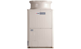 Mitsubishi Electric US Cooling & Heating Division: Outdoor VRF Unit