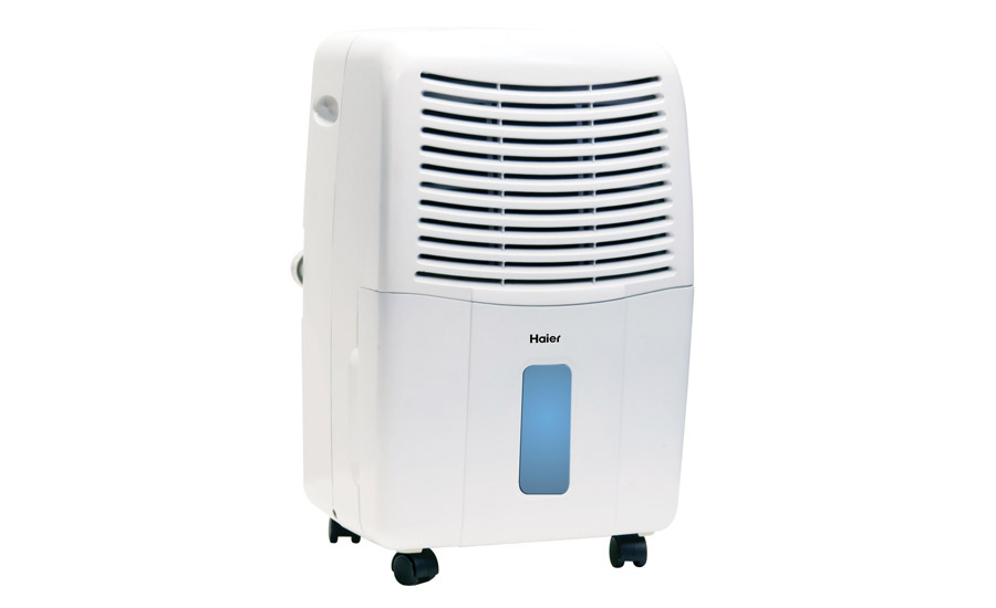 Haierâ??s Electronic Control Dehumidifiers with Smart Dry