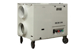 Therm~Air dehumidification units have an ESP up to 20 inches and are designed to fill a niche where conventional equipment does not hold up as well.