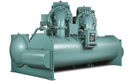 Johnson Controls Inc.: Centrifugal Chiller