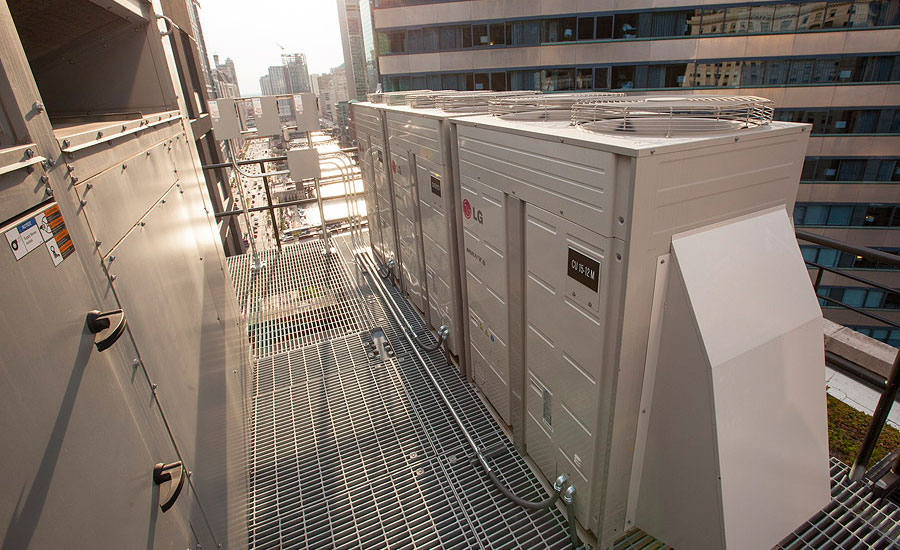 Lg S Hvac Solutions Help Transform Historic Chicago Motor