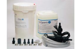 DriSteem: De-scaling Pump Kit