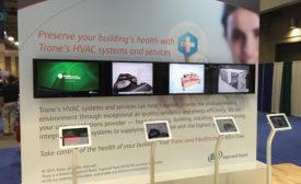 Trane Showcases Health Care Solutions at ASHE in Boston