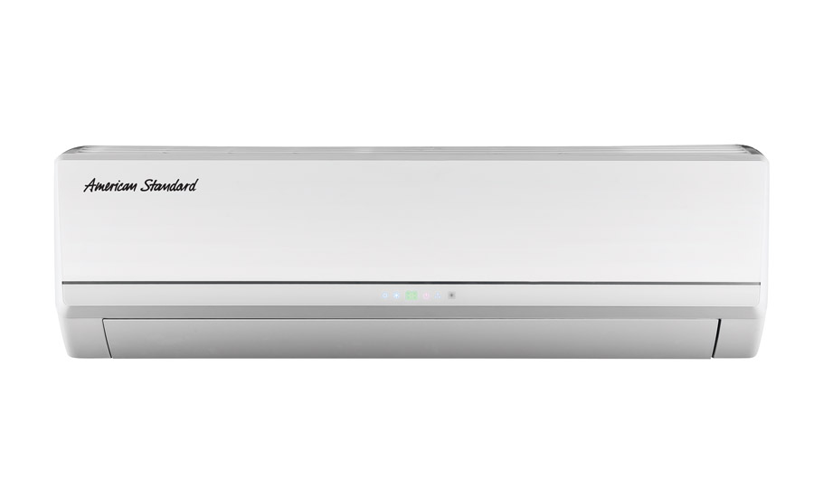 American Standard: 4MXW27 indoor and 4TXK27 outdoor ductless mini-split heat pump