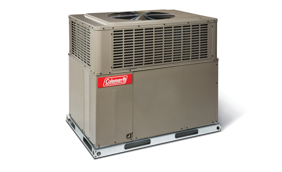 Coleman: LX Series PHE4, PHE4B36201A packaged heat pump