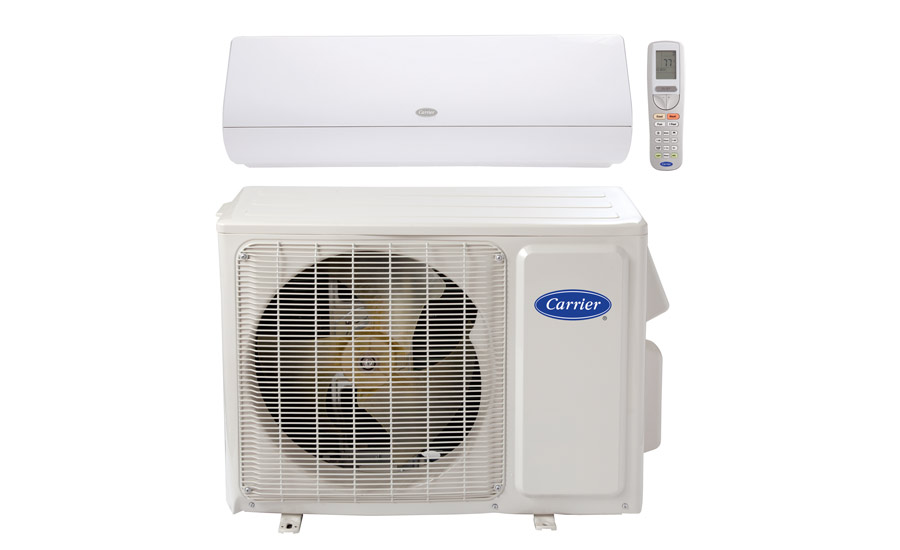 Carrier: Infinity® ductless high-wall heat pump system, 38/40GRQ