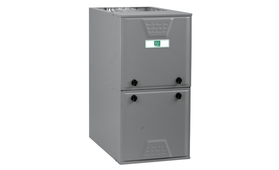 "Day and Night: G9MXT Constant Comfortâ""¢ 96 furnace"