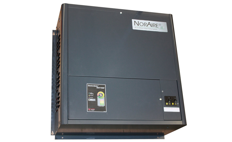 NorAire: EB-HPH-** air-source heat pump boiler