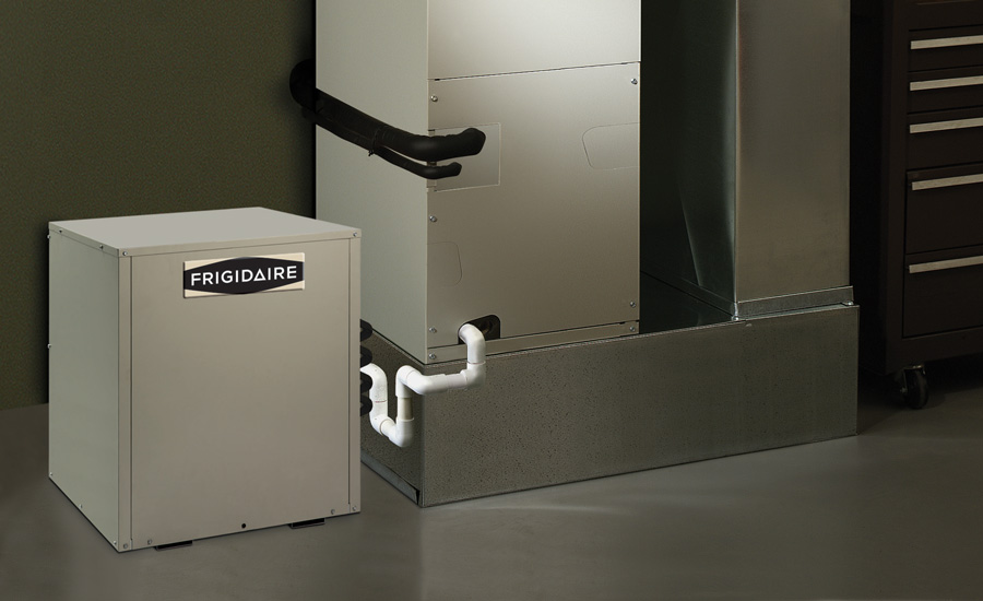 Frigidaire: Y1SA EarthDirEX geothermal heat pump