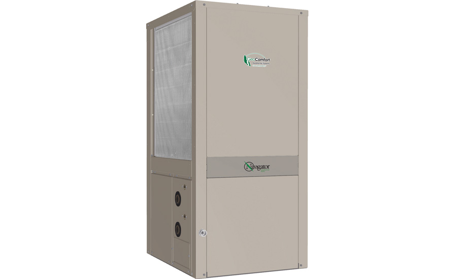 GeoComfort: GYT Navigator Series vertical packaged geothermal heat pump
