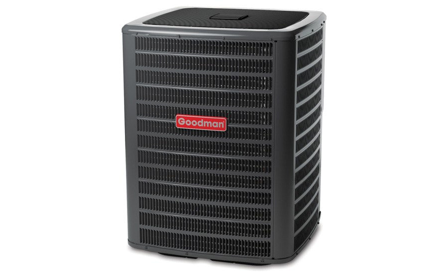 Goodman: DSZC18 heat pump