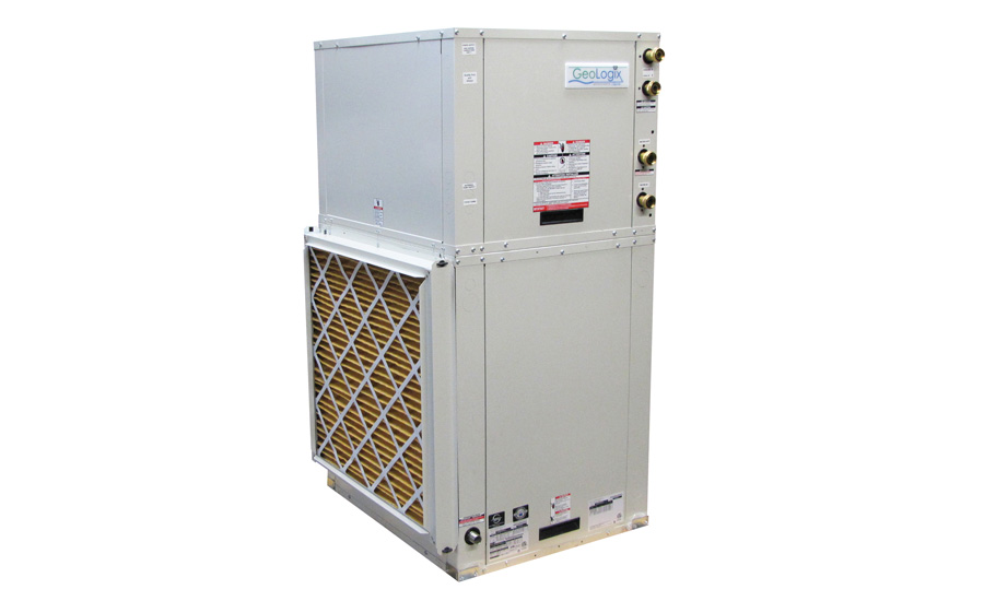 Century: HZD Series geothermal heat pump
